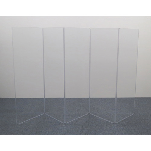 ClearSonic A5 5-Section Acrylic Panel