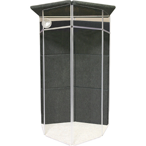 ClearSonic IsoPac G - Vocal Booth (Light Grey)