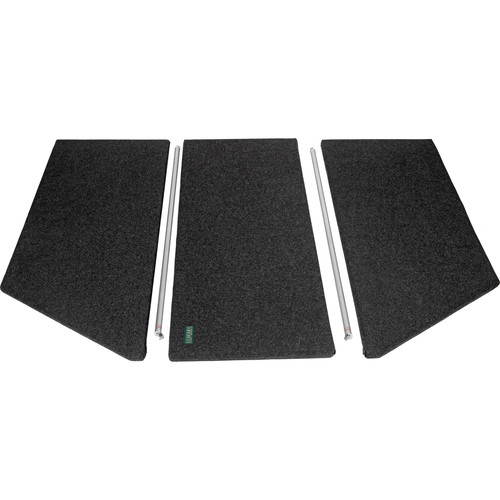 ClearSonic LidPac 5-3 (Dark Gray)