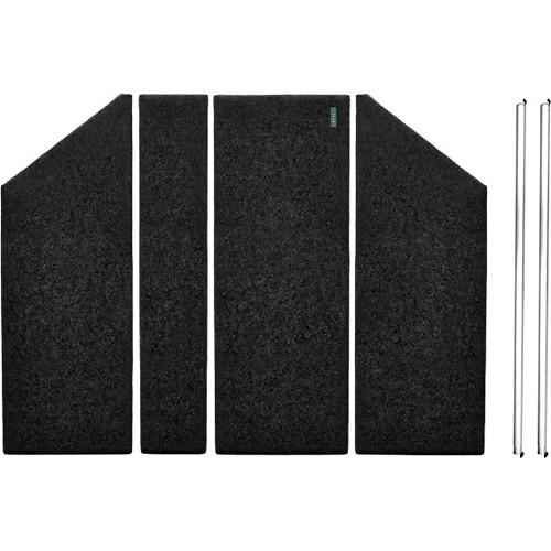 ClearSonic LidPac 5-4 (Dark Gray)
