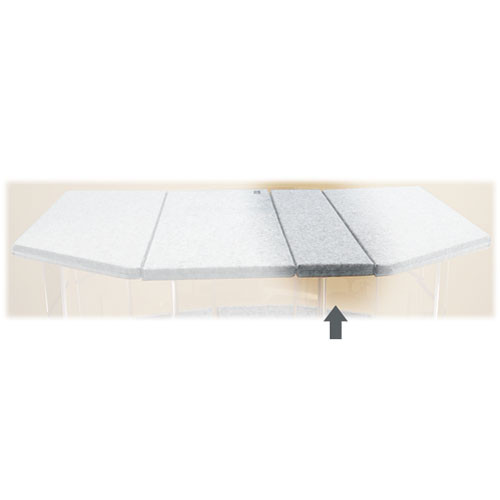 ClearSonic SORBER 1' x 4' Center Lid Section