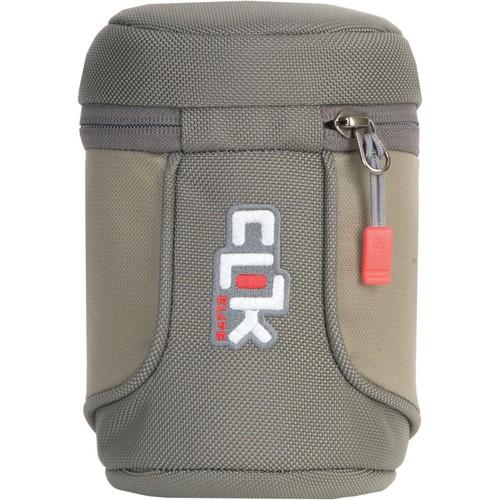 Clik Elite CE201GR Lens Holster, Medium (Gray)