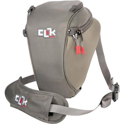 Clik Elite Medium SLR Chest Pack (Gray)