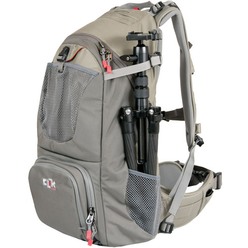 Clik Elite Medium Nature Backpack (Gray)