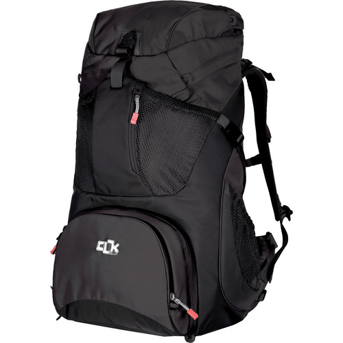 Clik Elite Large Hiker Backpack (Black)