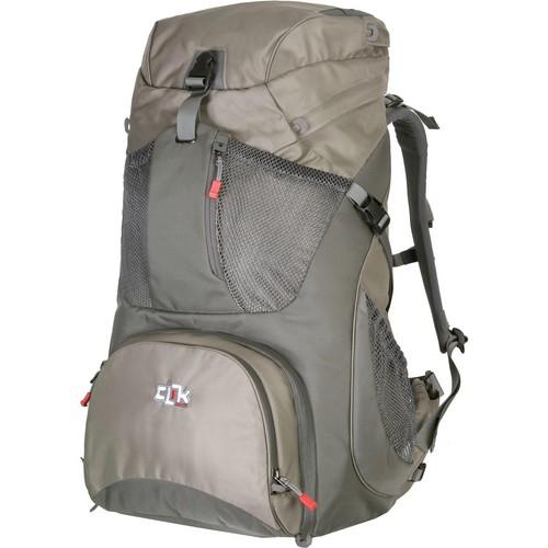 Clik Elite Large Hiker Backpack (Gray)