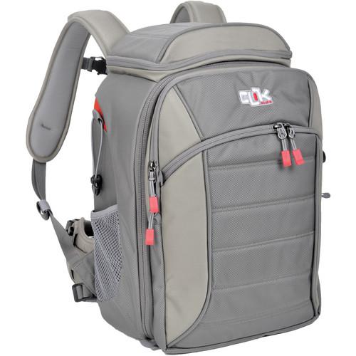 Clik Elite Pro Express Backpack (Click Gray)