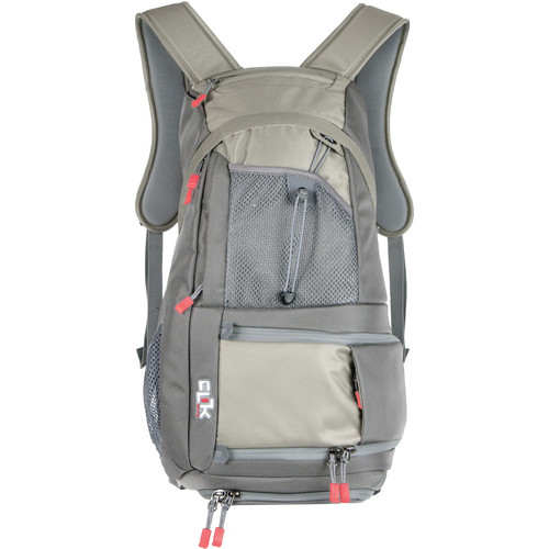Clik Elite Probody Sport Backpack (Clik Gray)