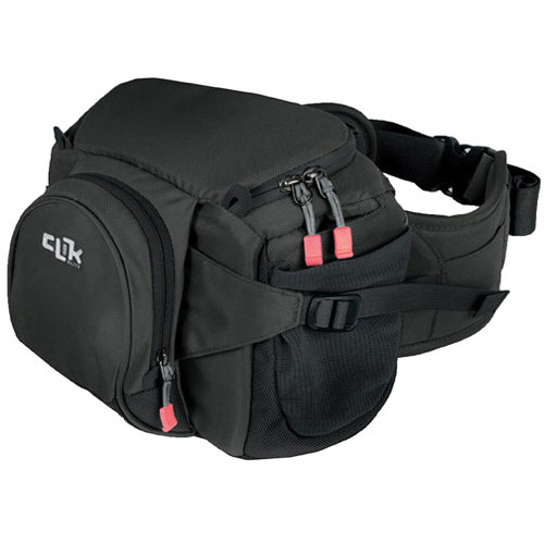Clik Elite Trekker Waist Pack (Black)