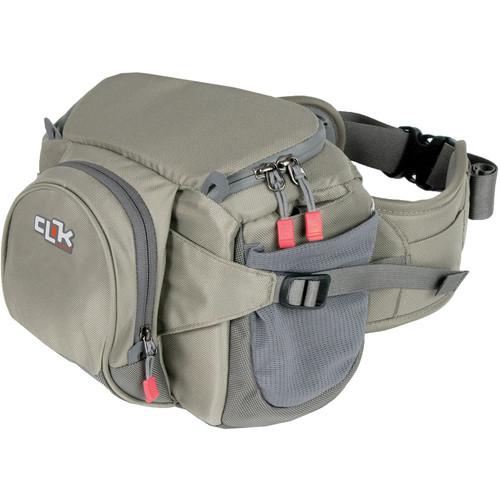 Clik Elite Trekker Waist Pack (Clik Gray)