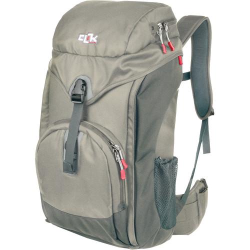 Clik Elite Escape Backpack (Clik Gray)