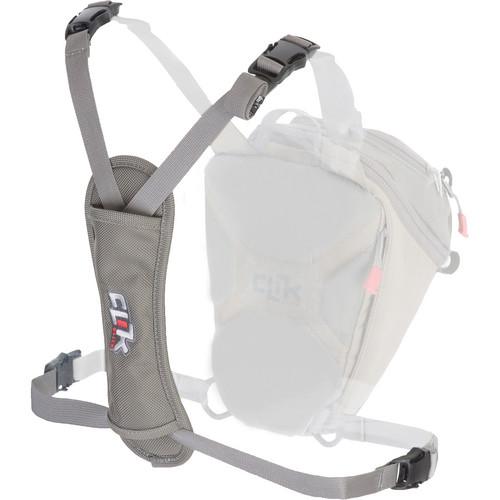 Clik Elite Convertible Harness (Gray)