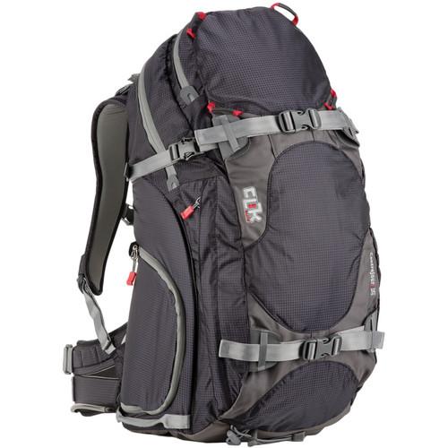 Clik Elite Contrejour 35 Backpack (Black)
