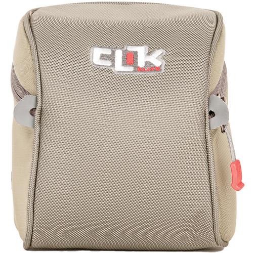 "Clik Elite Infinity Case (7.1 x 6.5 x 4.5"", Gray)"