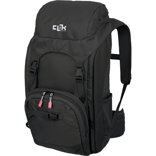 Clik Elite Escape Backpack (Black)
