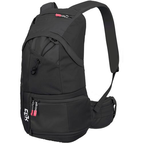 Clik Elite Compact Sport Backpack (Black)
