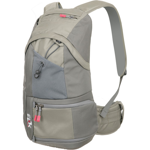 Clik Elite Compact Sport Backpack (Gray)