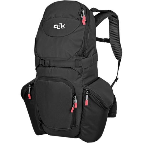 Clik Elite Bottle Rocket Backpack (Black)