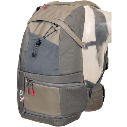 Clik Elite ProBody Sport Backpack (Gray)