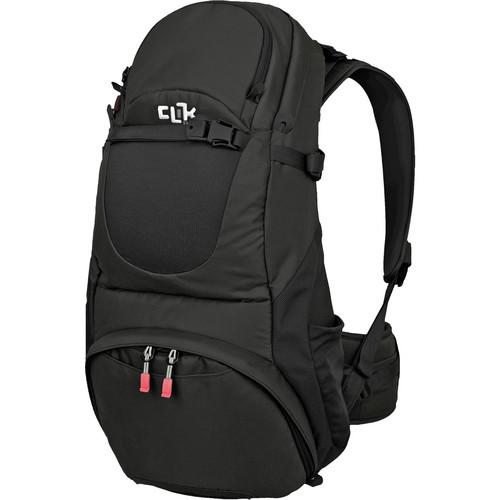 "Clik Elite Venture 30 Backpack (23.0 x 12.0 x 9.0"", Black)"