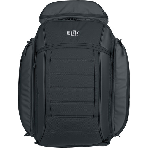 Clik Elite Pro Elite Backpack (Black)