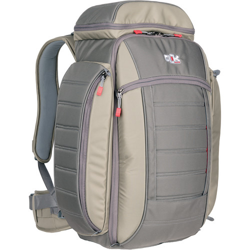 Clik Elite Pro Elite Backpack (Gray)