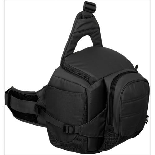 Clik Elite Reporter Sling/Waist-Style Bag (Black)