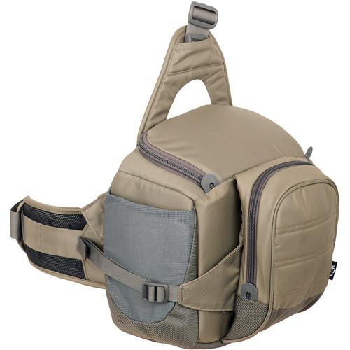 Clik Elite Reporter Sling/Waist-Style Bag (Gray)