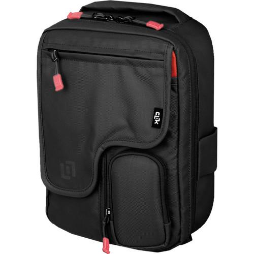 Clik Elite Traveler Shoulder Bag (Black)