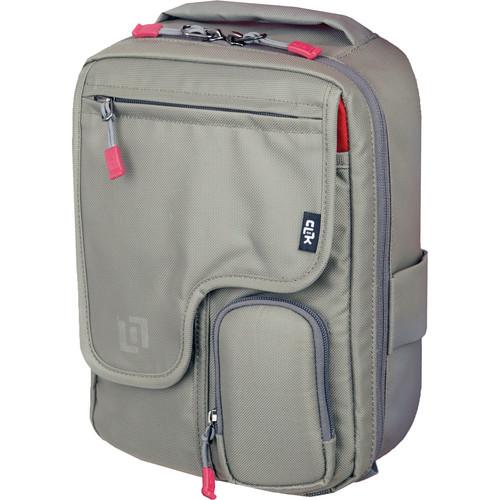 Clik Elite Traveler Shoulder Bag (Gray)