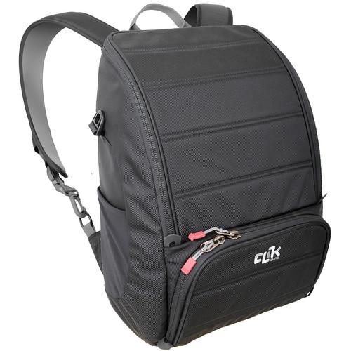 Clik Elite Jetpack 17 Backpack (Black)