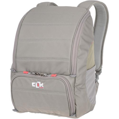 Clik Elite Jetpack 17 Backpack (Gray)