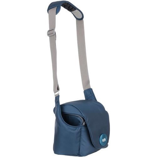 """Clik Elite Magnesian 10 Shoulder Bag (8.5 x 11.3 x 6"""", Blue Sapphire)"""