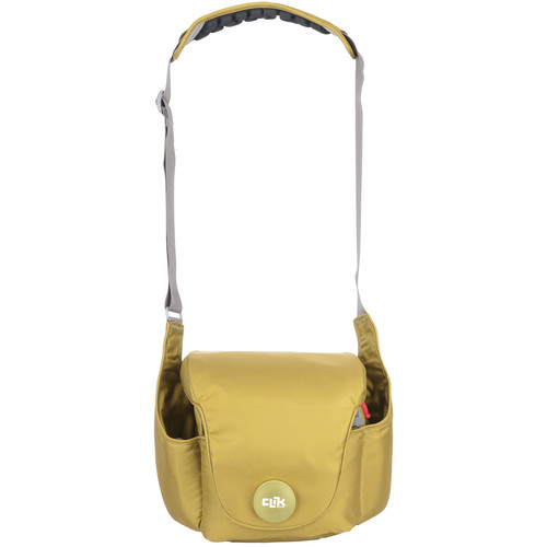 "Clik Elite Magnesian 10 Shoulder Bag (8.5 x 11.3 x 6"", Serpentine)"