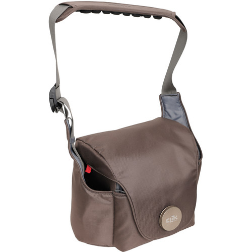 """Clik Elite Magnesian 10 Shoulder Bag (8.5 x 11.3 x 6"""", Trillium)"""