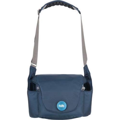 """Clik Elite Magnesian 20 Shoulder Bag (9.3 x 13 x 7.5"""", Blue Sapphire)"""