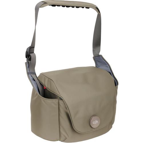 """Clik Elite Magnesian 30 Shoulder Bag (10.5 x 15.8 x 8.8"""", Titanium)"""