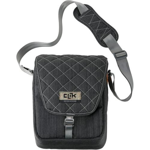Clik Elite Schulter Shoulder Bag (Gray)