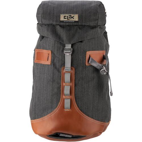 Clik Elite Klettern Backpack (Gray)