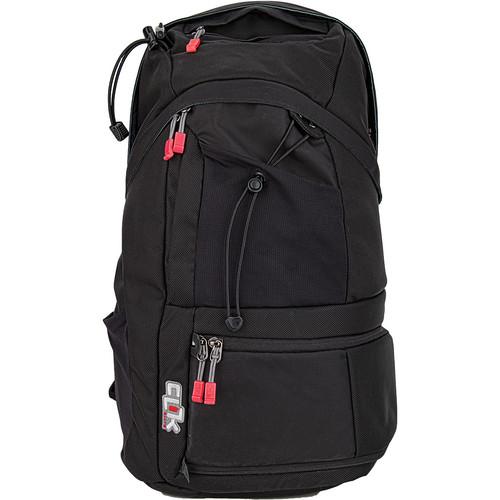 Clik Elite ProBody Sport Backpack with Computer Sleeve (Black)