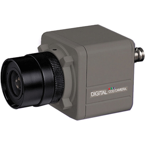 "Clover Electronics CC5302 Professional CCTV Camera (1/3"", Day / Night)"