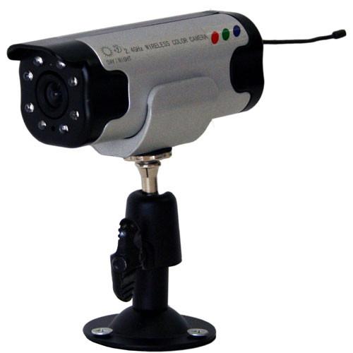 Clover Electronics CW3510TX 24GHz Wireless Color Camera
