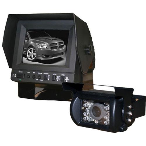 "Clover Electronics REV055 5.5"" Back Up Camera System"