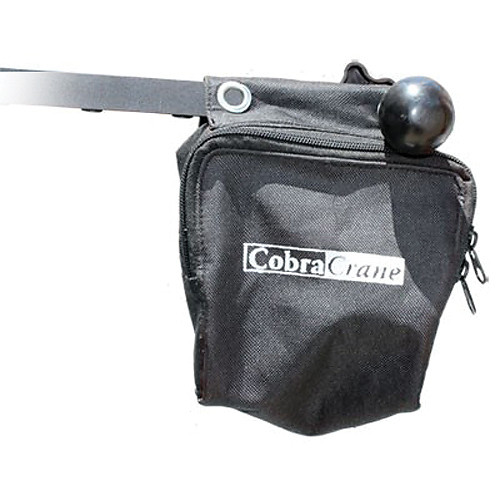 CobraCrane WB1 Weight Bag for CobraCrane Series 1 Cranes