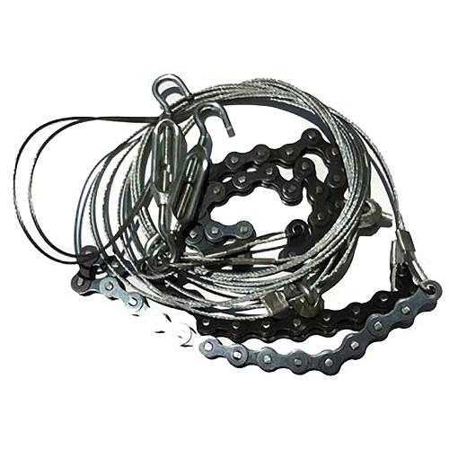 CobraCrane 5907 15' Replacement Cable for CobraCrane I & II HD Cranes