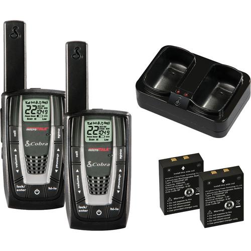 Cobra MicroTalk CXR725 27-Mile Two-Way Radios