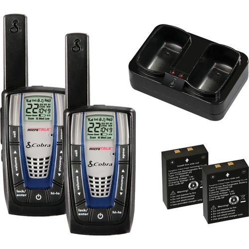 Cobra MicroTalk CXR825 30-Mile Two-Way Radio