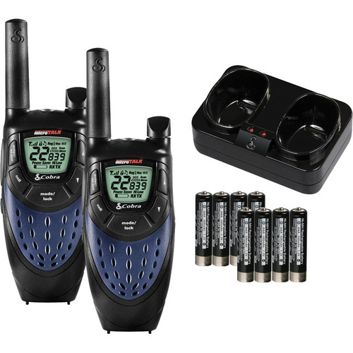 Cobra MicroTalk CXT425 25-Mile Two-Way Radio