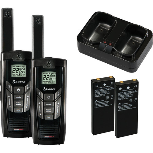 Cobra MicroTalk CXR925 35-Mile Two-Way Radio