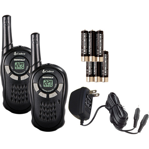 Cobra MicroTalk CXT135 16-Mile Two-Way Radio
